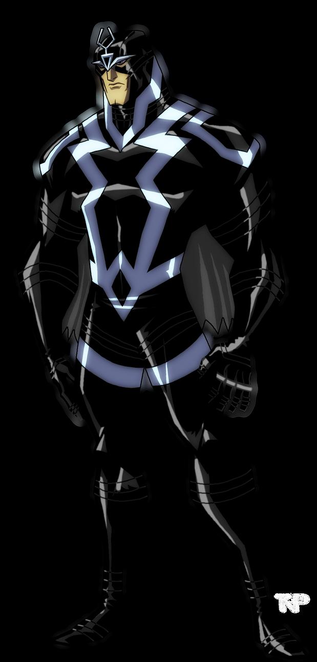 OHOTMU Redux - BLACKBOLT by tnperkins