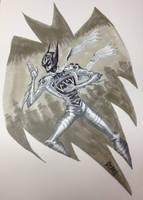 Derpy Tokusatsu Batman... by tnperkins
