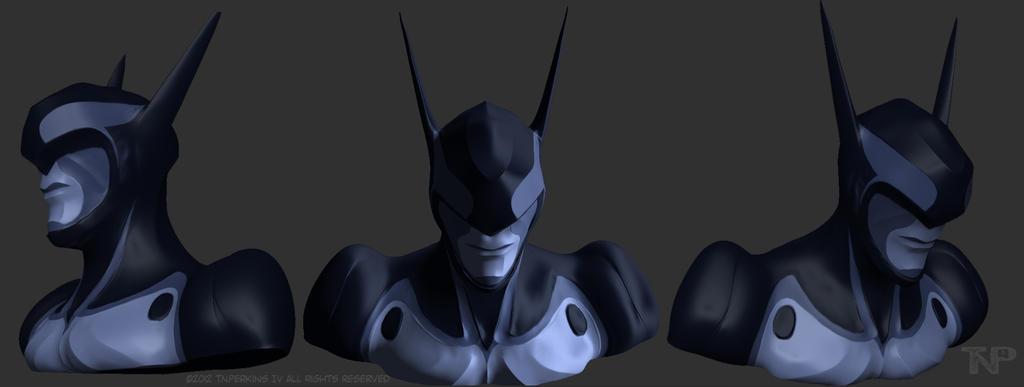 Tokusatsu Bat.... by tnperkins