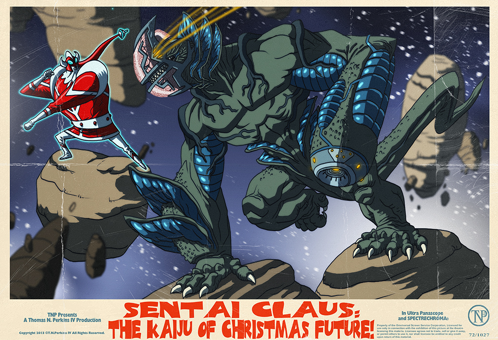 HAppy Holidays, Folks! by tnperkins