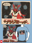 Vampire Hero Vladimir shirts