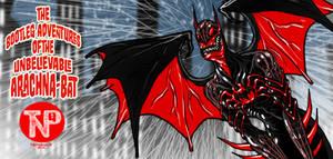 Arachna-Bat Symbiote Scribble...