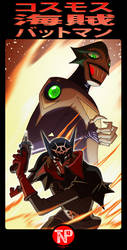 Space Pirate Batman and the Evil Laughter... by tnperkins