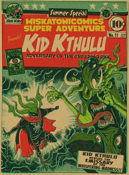 New Kid Kthulu Poster Now Available...