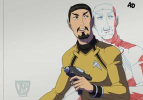 I always dug Star Trek...