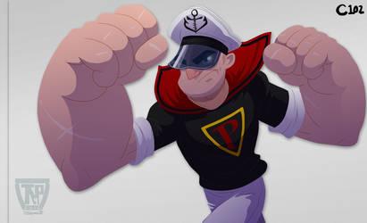 Sailor Man Popeye...