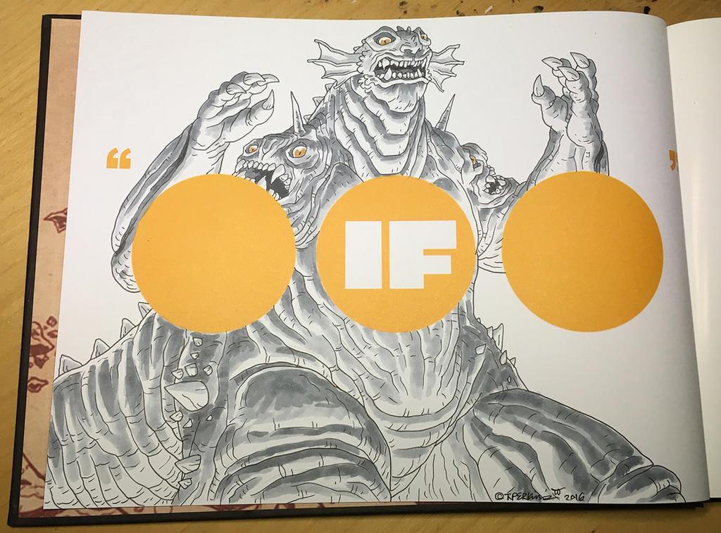 Art Book Comission Sketch by tnperkins