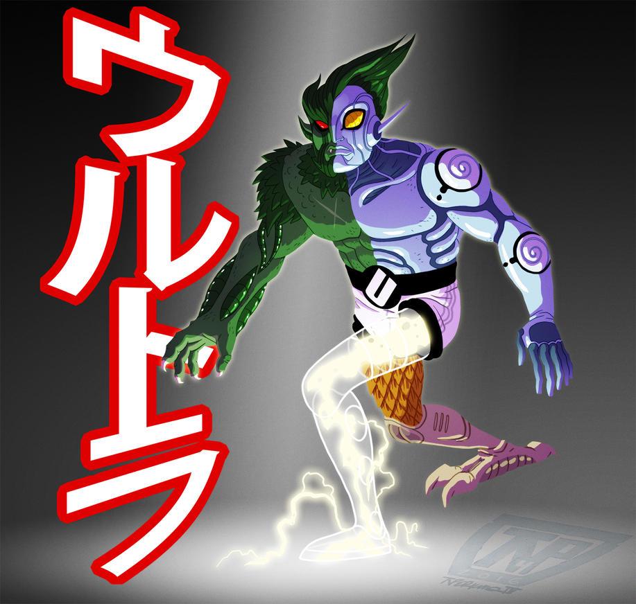 Freaky Friday: Ultra Tokusatsu Edition version 2 by tnperkins