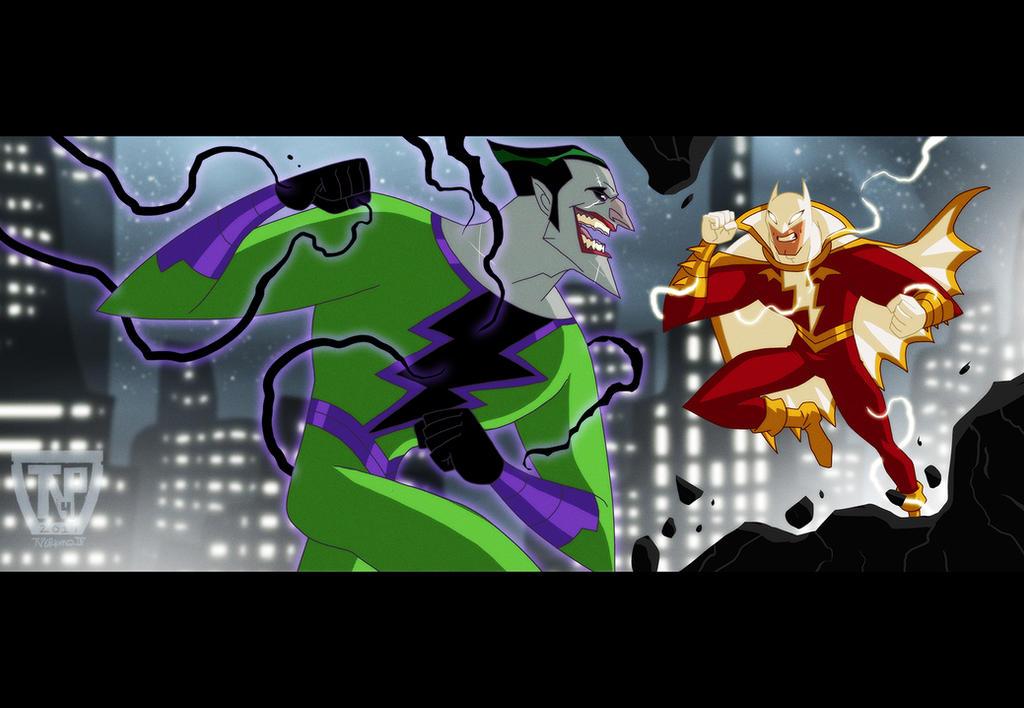 Bat Marvel Returns.... by tnperkins