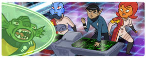 Star Trek - Away Team #1