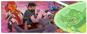 Star Trek - Away Team #1 - Dark Mirror