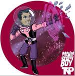 Legion Of Super Heroes: Cosmic Boy
