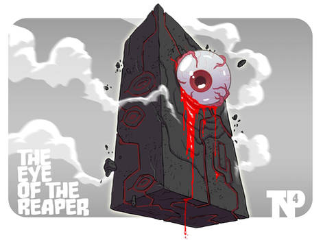 Kaiju 05 - The Eye Of The Reaper
