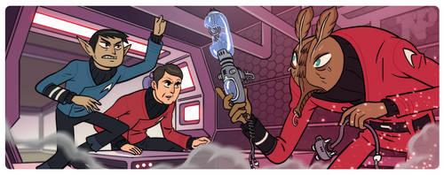 Star Trek - Away Team #7