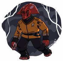 Random Starfleet Captain...