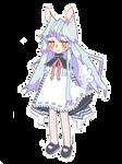 [CLOSED] Kemonomimi Adoptable - Set price by Bumcchi
