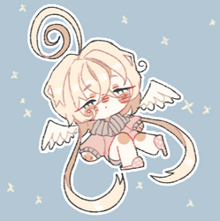 [CLOSED] Angel Adoptable [NYP] by Bumcchi