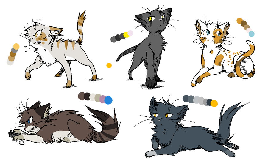 Roblox Warrior Cat Story