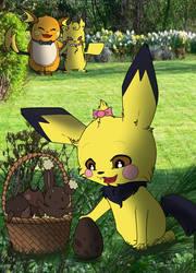 Happy Pokemon Ester ! by Niutellat