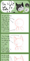 TUTORIAL - How to Draw Cats - The head