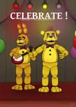 FNAF - Celebrate and remember