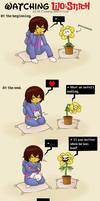 Undertale Comic - Lilo and Stitch