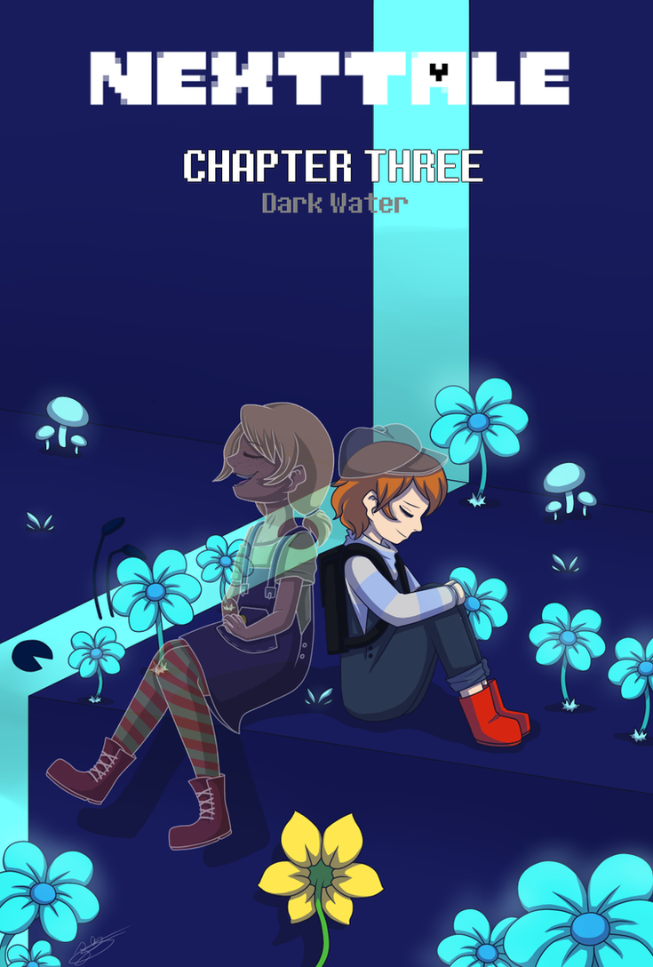 NT - Chapter 3 - Cover by Niutellat