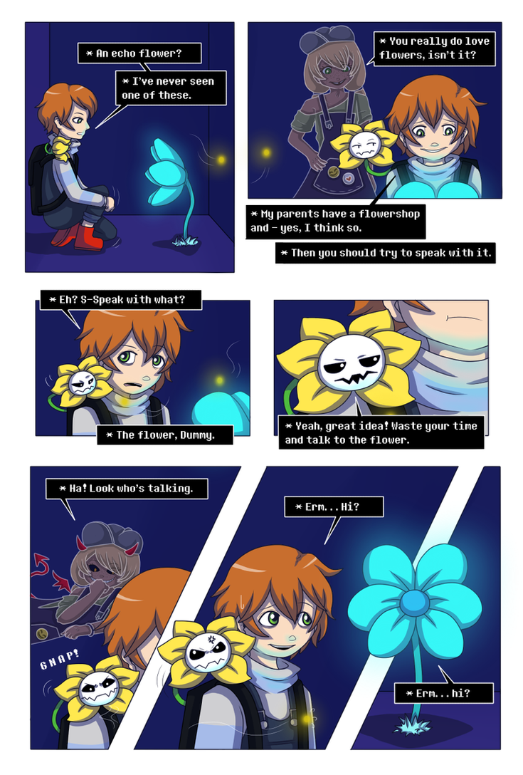 Nt Chapter 3 Page 3 By Niutellat On Deviantart