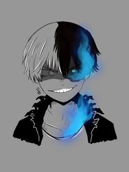 [BnHA] Burn them all by Niutellat
