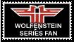 Wolfenstein Stamp by joniimo