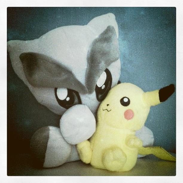 Even Fella Loves Pikachu by joniimo