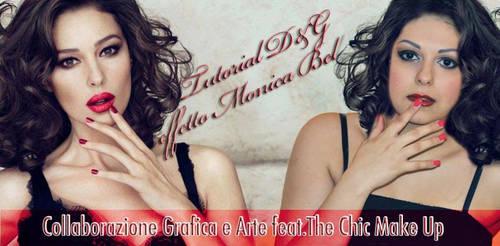 Trasformazione-MONICA BELLUCCI in Cristina
