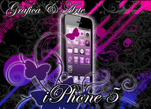 FOTOMANIPOLAZIONE - iphone 5 - Photoshop Tut.37