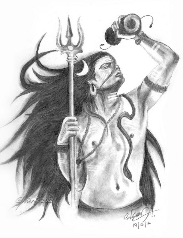 Shiva 01 by staryaar
