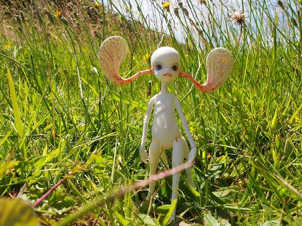 The Little Nature Spirit by CrazyLittleHanyou