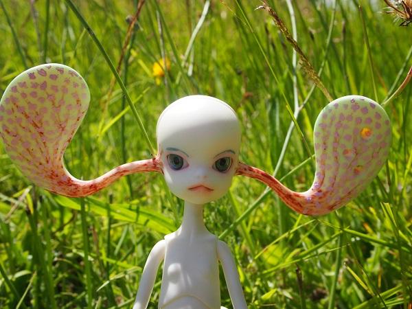 Little Nature Spirit II by CrazyLittleHanyou