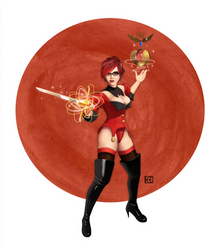 Mai, Red Mage