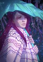 Phantasma: The Wanderer by DjamilaKnopf