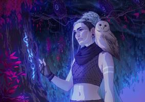 Phantasma: Secret Place by DjamilaKnopf