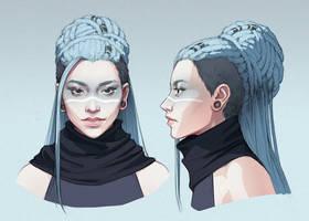 Phantasma: Leigh Design by DjamilaKnopf