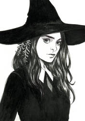Rosemary Witch by DjamilaKnopf