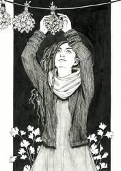 Coriander Witch by DjamilaKnopf