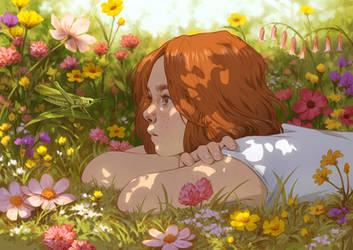 Midsummer by DjamilaKnopf