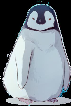 Penguin by DjamilaKnopf