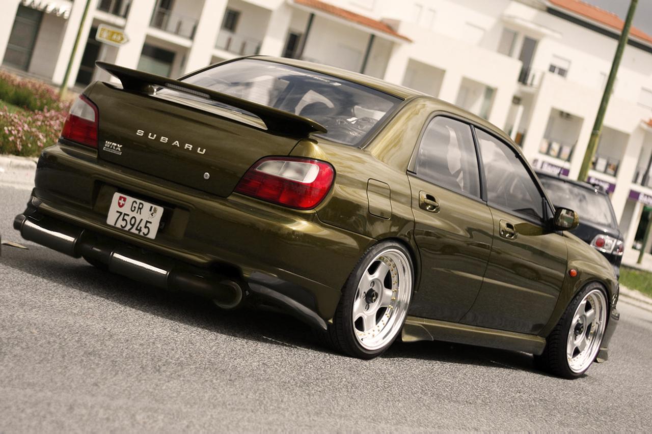 Cool Subaru Impreza By Degraafm On Deviantart