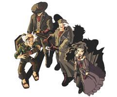 The Crew by rvel