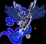 Luna In Armour