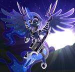 Luna In Armour (Full)