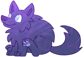 Chibi Gamepaw by wingedwolf94