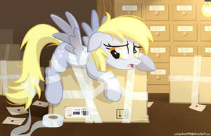 Derpy Box by wingedwolf94